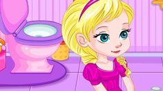 http://atvnetworks.com/ Baby Frozen & Dora - Disney Princess Potty Training - Dora The Explorer