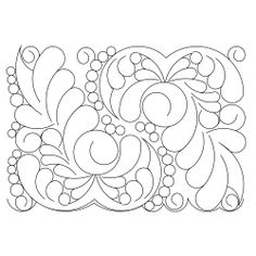 Shop   Category: Digitized patterns for Judy Niemeyer quilts   Product: DB Fancy Bdr 8