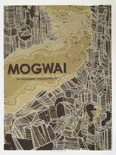 GigPosters.com - Mogwai - Twilight Sad, The