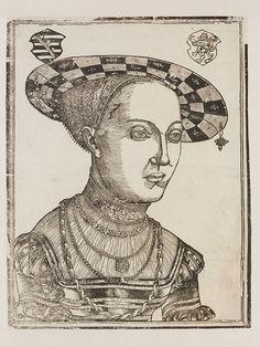Sybilla of Cleves |  Cranach, Lucas (the Elder)   after 1526   V