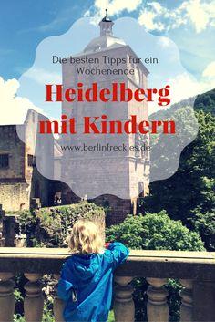Ja, Heidelberg ist im Sommer voller Touristen. Ja, Heidelberg ist kein billiges Pflaster. Aber ja, Heidelberg macht mit Kindern (trotzdem) Spaß. Deswegen gibt's hier meine Tipps, für alle, die Heidelberg mit Kindern entdecken wollen. Traveling With Baby, Travel With Kids, Travel Couple, Family Travel, Hostels, Best Travel Deals, Germany Travel, Places To See, Travel Destinations
