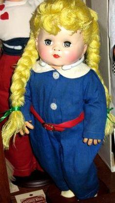 Sparkle Plenty doll, my favorite doll!