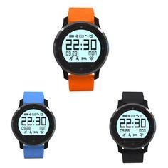 LAGER!!! wasserdicht Chronograph Sport Armbanduhr Tragen Uhren Herzfrequenz Fitness Tracker Smartwatch Ios und Android Kompatibel //Price: $US $72.00 & FREE Shipping //     #clknetwork