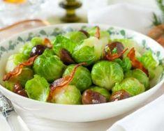 Poêlée légère de choux de Bruxelles aux marrons et au bacon pour faciliter le transit : http://www.fourchette-et-bikini.fr/recettes/recettes-minceur/poelee-legere-de-choux-de-bruxelles-aux-marrons-et-au-bacon-pour-faciliter