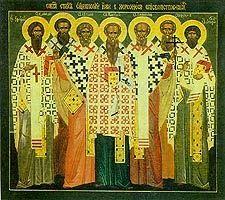 The Martyrdom of the Sts. Eugenius, Agathodorus and Elpidius St Constantine, Constantine The Great, St Basil's, Roman Emperor, Catholic Saints, Persecution, Black Sea, Religious Art, Christian Faith