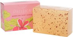 Pacifica Bar Soap Hawaiian Ruby Guava