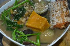 Welcome to Mely's  kitchen...the place of glorious and healthy  foods: Monggo with Fried Fish
