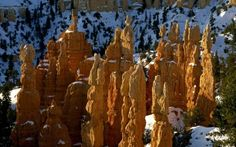 Horseshoe Canyon Utah   Bryce Canyon Utah Rock Formations 1600x1200 HD Wallpaper at TurnLOL HD ...