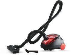Eureka Forbes Trendy Nano 1000-Watt Vacuum Cleaner (Red/Black): Amazon.in: Home & Kitchen