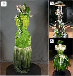 We sell new and used mannequins and forms at Mannequin Madness for projects like this.