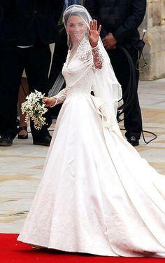 Kate Middleton: Her 29 Best Looks:  Wedding Dress
