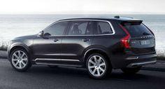 Neuen Volvo XC90 schiebt Volvo in noch einen weiteren Monat von zweistelligen Umsatzplus Reports SUV Volvo Volvo XC90 XC60
