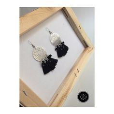 •Black makes everything more elegant or classy...• •Shop now• #brenjewelry #bren #jewelry #earring #black #elegant #classy #handmade #handmadejewelry #woman #earrings #jewellery #fashion #style #greekjewelry #braceletringearringnecklace Greek Jewelry, Ring Bracelet, Shop Now, Crochet Earrings, Handmade Jewelry, Classy, Jewellery, Elegant, Instagram Posts