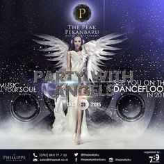 Rejoice the New Year in style with an exclusive party with angels  Be ready to enjoy the dazzling non-stop entertainment fascinating party sumptuous gala dinner & BBQ and witness the sensational non-stop fireworks display from the highest spot in sumatera Skypark at 30th Floor - The Peak Pekanbaru!  For more information please contact (0761) - 861122  #thepeakpku #skygardenpku #newyearseve #countdown #nye #newyear #oldnew #pekanbaru