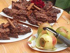 Prajitura cu mere si stafide