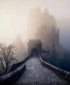 Via Check out they post the most amazing abandoned and secret locations from around the world! Photo by ©Max Conrad Beautiful Castles, Beautiful Buildings, Beautiful Places, Beautiful Pictures, Abandoned Castles, Abandoned Mansions, Abandoned Places, Chateau Medieval, Medieval Castle
