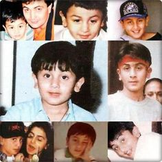 Cutest Kid Ranbir :) For exclusive pictures click http://momoviez.com/