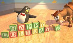 Pixar...Happy Holidays
