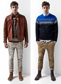 Yup, I think I would wear both of those