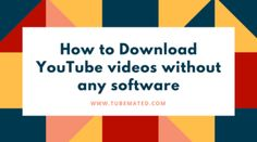 TubeMate Latest Version Downlload - Safe and Secure Watch Youtube Videos, Youtube News, Sites Like Youtube, Mp3 Download App, Download Music From Youtube, Video Downloader App, Like Facebook, Video Site