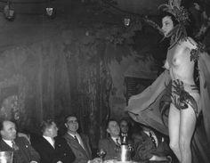 Burlesque in Cuba.. (ca 1950's)