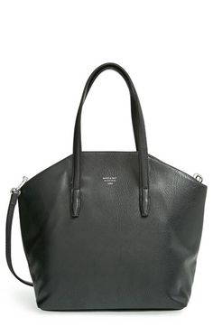 Free shipping and returns on Matt & Nat 'Baxter' Vegan Leather Shopper at Nordstrom.com. An octagonal silhouette adds interest to a glazed vegan-leather shopper topped with dual handles and an optional, adjustable crossbody strap.