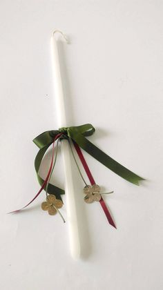 Items similar to Set of Lambada and candles for Greeek Orthodox Baptism,Greek Orthodox Baptism Candle,Christening Baptism Lambada,Baby Christening Candle on Etsy Greek Easter, Unique Gifts, Handmade Gifts, Colored Paper, Easter Candle, Happy Easter, Plant Hanger, Teenagers, Candles