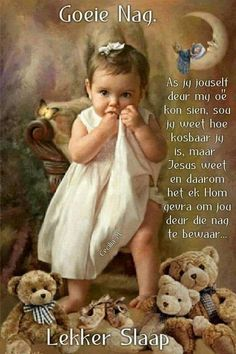 Good Morning Prayer, Morning Prayers, Evening Greetings, Afrikaanse Quotes, Good Night Blessings, Goeie Nag, Good Night Quotes, Sleep Tight, Happy Quotes