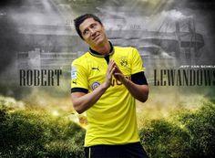Robert Lewandowski bei BVB Borusia Dortmund