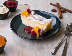 Topfenstrudel Ober Und Unterhitze, Looks Yummy, Sweet Tooth, French Toast, Stollen, Pudding, Sweets, Cl, Breakfast