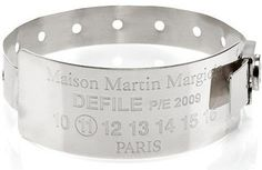 'Old Enough' Bracelet | Maison Martin Margiela