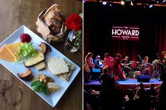 A night out: Bistro Bohem + Howard Theatre