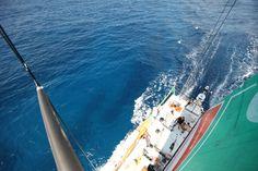 Leg 6 - Day 15 / Groupama in the Volvo Ocean Race / Credit : Yann Riou