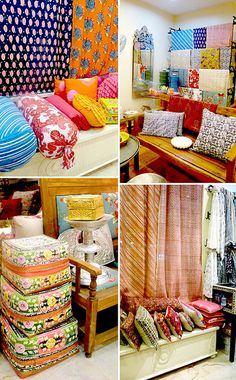 Tulu: Gorgeous Shop in Istanbul by decor8, via Flickr Love everything about this grouping. Interesting & fun.
