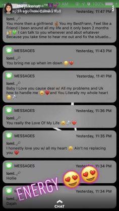 This is me 😂 Relationship goals ❤️✅ * Relationship Paragraphs, Cute Relationship Texts, Couple Goals Relationships, Relationship Goals Pictures, Love Text To Boyfriend, Cute Messages For Boyfriend, Cute Text Messages, Text Message Quotes, Contact Names For Boyfriend