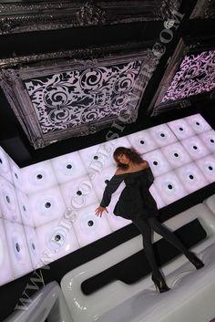 disco sofa | Dance Club | Pinterest | Discos, Lounge sofa and Club ...