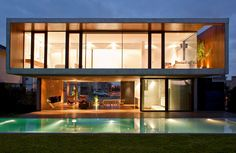 FF House by Fritz + Fritz Architects; Buenos Aires, Argentina