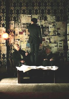 The Cumberbatch/Holmes family Sherlock Holmes Benedict, Benedict Cumberbatch Sherlock, Sherlock John, Damon Albarn, Martin Freeman, Detective, The Empty Hearse, Vatican Cameos, Mrs Hudson