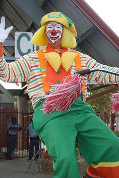 clowns! GEORGIA National Fair, Perry, GA