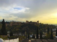 Instead of going on and on about how amazing Granada is, I thought it would be better to show you and tell you in pictures how amazing this historical city in the Andalusian region is. So without further adieu, here is why you should visit Granada now!