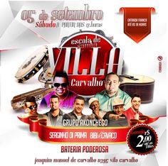 Job flyer online desenvolvido para o nosso cliente Gres Vila Carvalho da Cidade de Campo Grande/MS