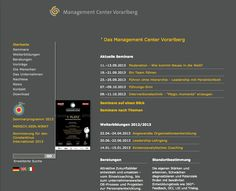 Moderations und OE-Anbieter: Management Center Vorarlberg - www. Management, Weather, Landing Pages, Things To Do, Learning, Weather Crafts