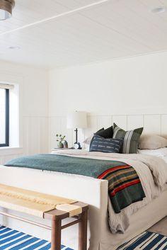 Creating a Cozy Guest Bedroom - Studio McGee Boys Bedroom Decor, Bedroom Ideas, Master Bedroom, Lego Bedroom, Dream Bedroom, Studio Mcgee, Eclectic Decor, Eclectic Bedrooms, Modern Bedroom