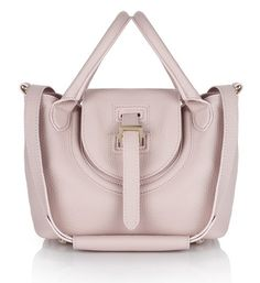 b47bcf7586 17 Bold Bags That Are Extremely Versatile. Designer Leather HandbagsBlack  PursesPink HandbagsMeli MeloMini BagPurses And BagsBag AccessoriesHaloStyle