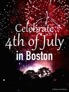 july 4th 2016 boston