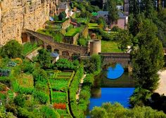 Luxembourg - Western Europe