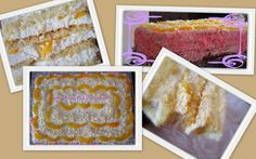 tort śmietanowy z brzoskwiniami  http://extra-look.blogspot.com/
