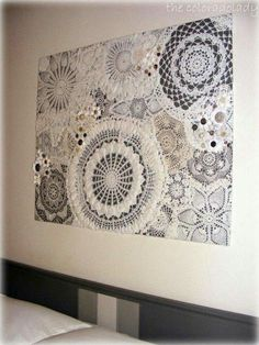 Doily picture