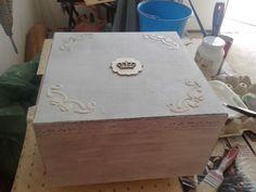 Caja shaby