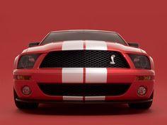 Shelby Cobra GT500 Mustang